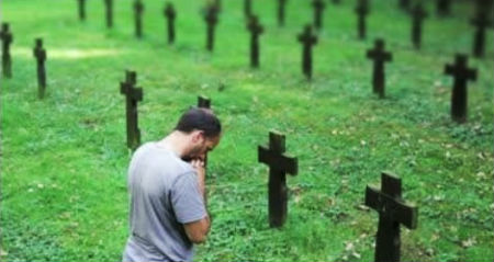 Lūgšanas par mirušajiem