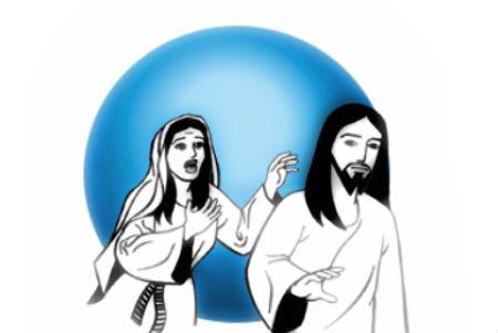 Kanaāniešu sievietes ticība