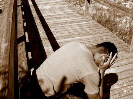 Lūgties arī savā neciešamajā grēka stāvoklī
