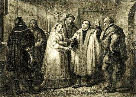 Lutera izteikumi par laulību