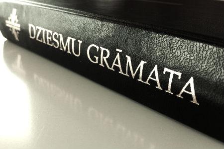Luterāņi atzinuši par nepilnīgu dziesmu grāmatu