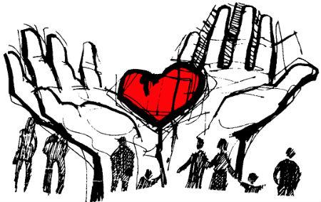 Mīlestība pret līdzcilvēkiem un tuvākiem