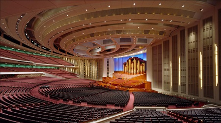 Mormonu bazncas konferencu centrs