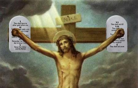 Mozus bauslība kristiešus nesaista