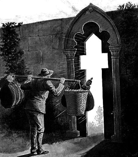 Nāves grēks aizšķērso ieeju Debesu valstībā