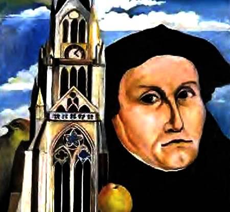 """Neskaidrais vārds """"baznīca"""" Lutera prāt"""