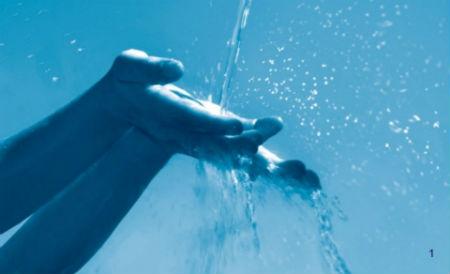 Par kristības ūdens spēku