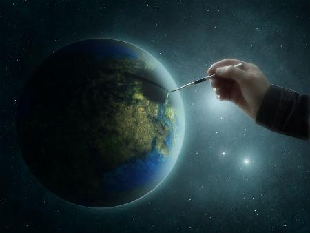 Pasaules radīšana
