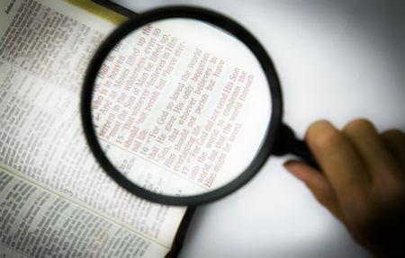 pazuduši vairāki Bībeles panti
