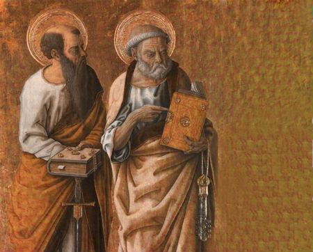 Pēteris apstiprināja un nostiprināja Pāvila autoritāti