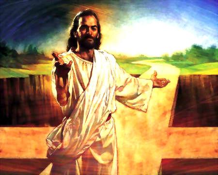 piemērs no Kristus dzīves