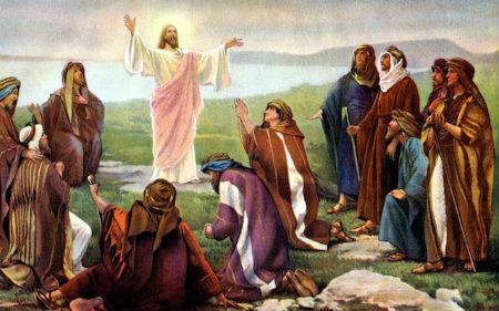 Sastapšanās ar Augšāmcelto