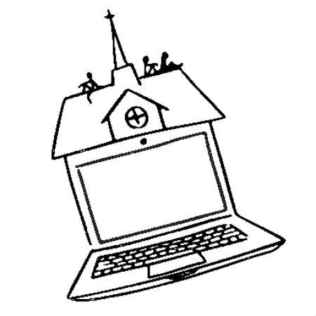 sociālie tīkli baznīcēniem