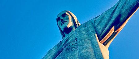 Kristus Pestītāja statuja
