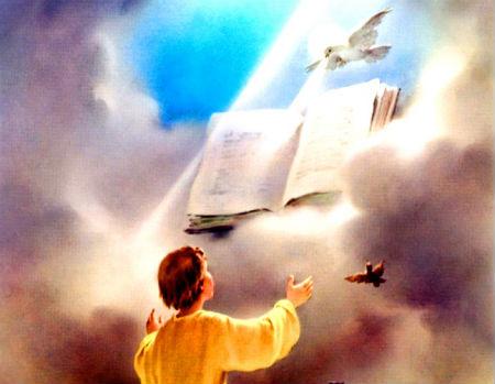 Svētā Gara kalpošana