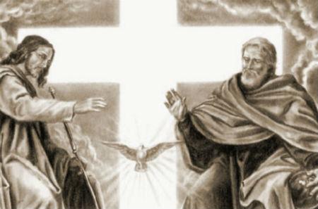 Svētais Gars iziet no Tēva un Dēla