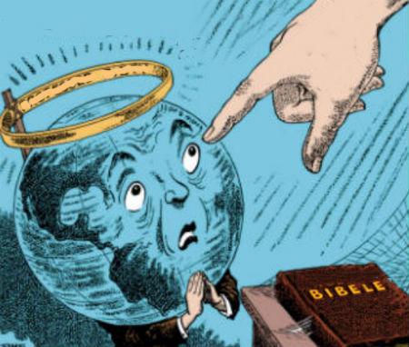 Svētais Gars visus svētos tiesā, pārliecina un pārmāca