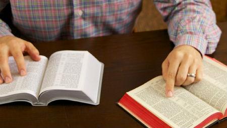 Svētie Raksti skaidro paši sevi