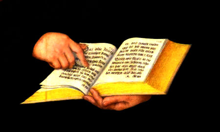 Svēto Rakstu Dieva vārds