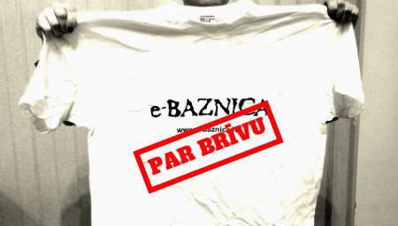 T-krekls par brīvu