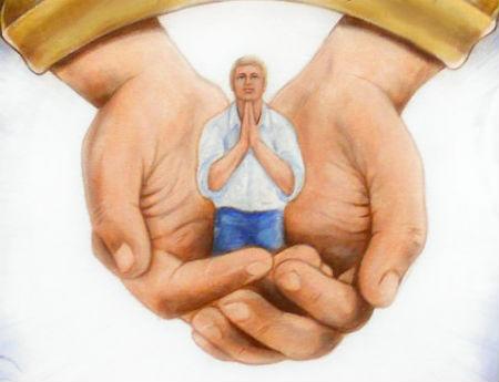 Tā Kunga rokās