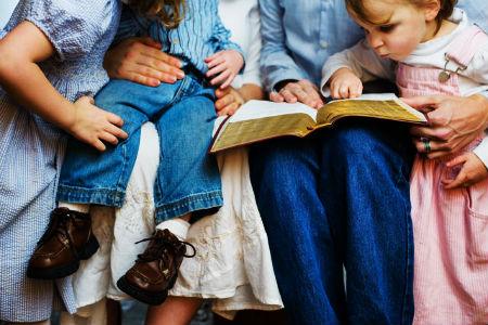 Tas Kungs pats tālāk rūpējas par Saviem bērniem
