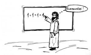 Teoloģiskā matemātika