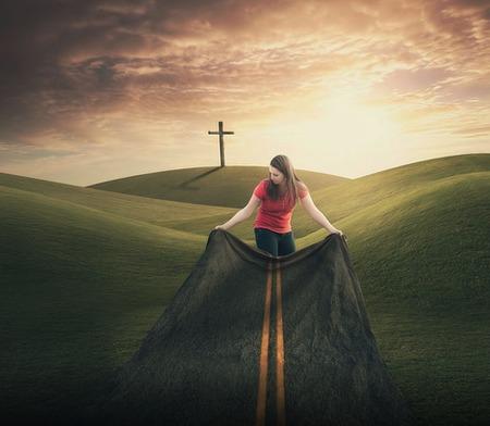 ticība - Gara darbība un cilvēku darbs