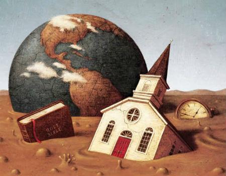 ticība un mācība par radīšanu ir saistītas
