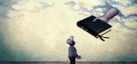 tiešām Dievs pats runā ar mums Svētajos Rakstos?
