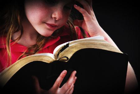 tikai Svētie Raksti dāvā īsto iepriecinājumu