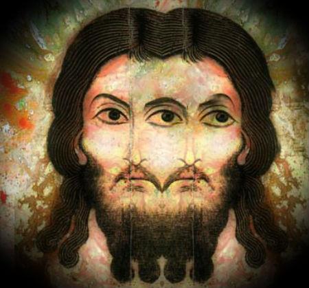 vienlaicīgi Dievs un cilvēks