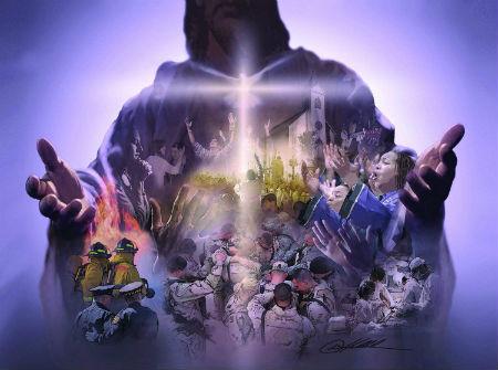Viens veselums ar visu kristietību