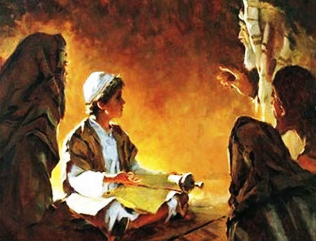 Zēns Jēzus