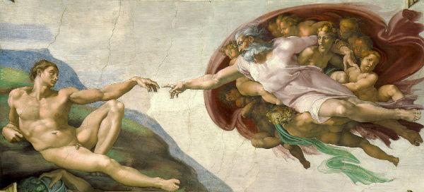 Ādama radīšana
