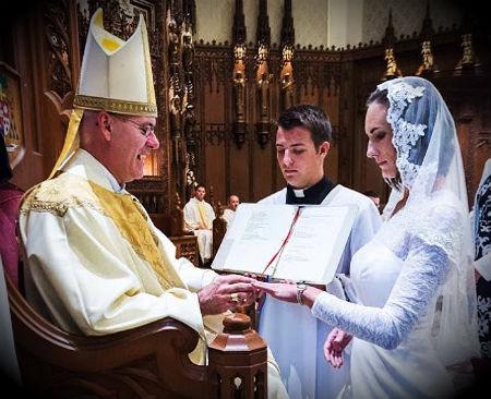 apprecēties ar pašu Jēzu