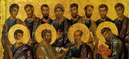 apustuliska aplieciība