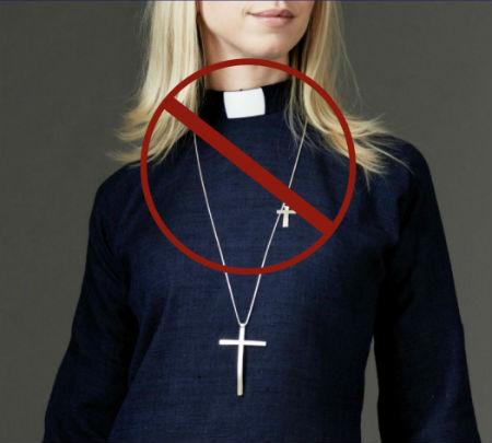 Arhibīskaps Vanags esot par sieviešu ordināciju