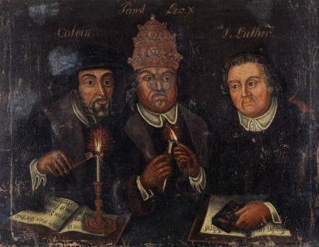 Atspēkojot pārmetumus, ko saņem luterāņi