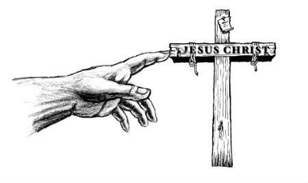 Bauslības darbi un ticība Jēzum