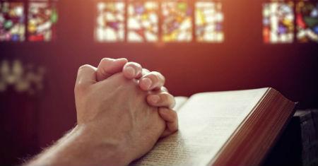 Bauslis, kas mudina vērsties pie Dieva