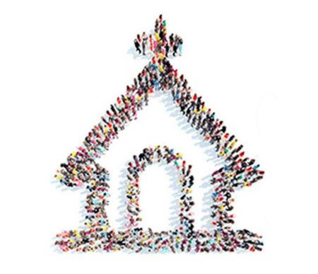 Baznīca nozīmē draudzi