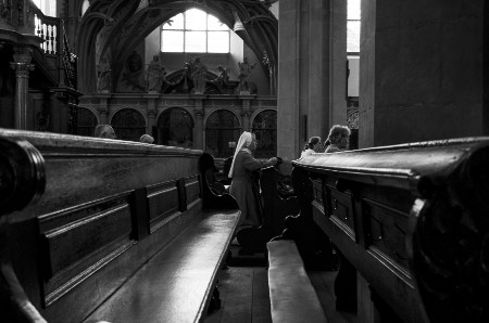 Baznīcas lūgšanu dzīve