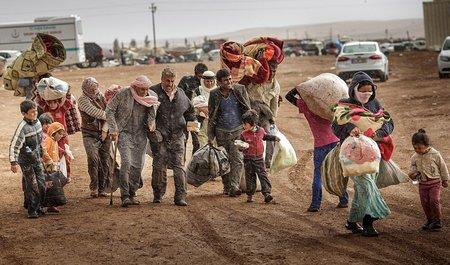 Svešinieki un bēgļi