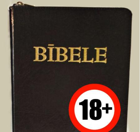 Bībele tikai pieaugušajiem
