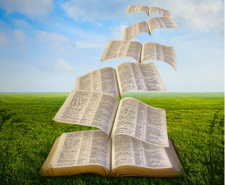 Bībeles vārdi dara brīvu