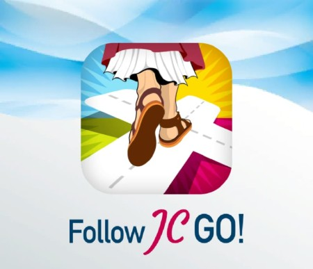 """Bībeles varoņu tvarstīšanas spēle """"Follow JC Go!"""""""