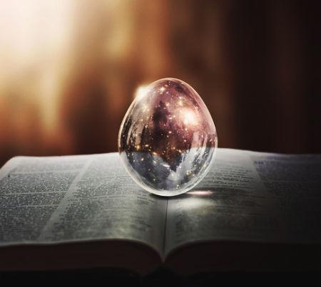 Bibliskais izziņas pamats mācībai par radīšanu