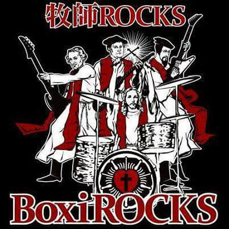 boxi rocks
