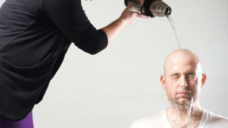 cik daudz ūdens nepieciešams kristībai
